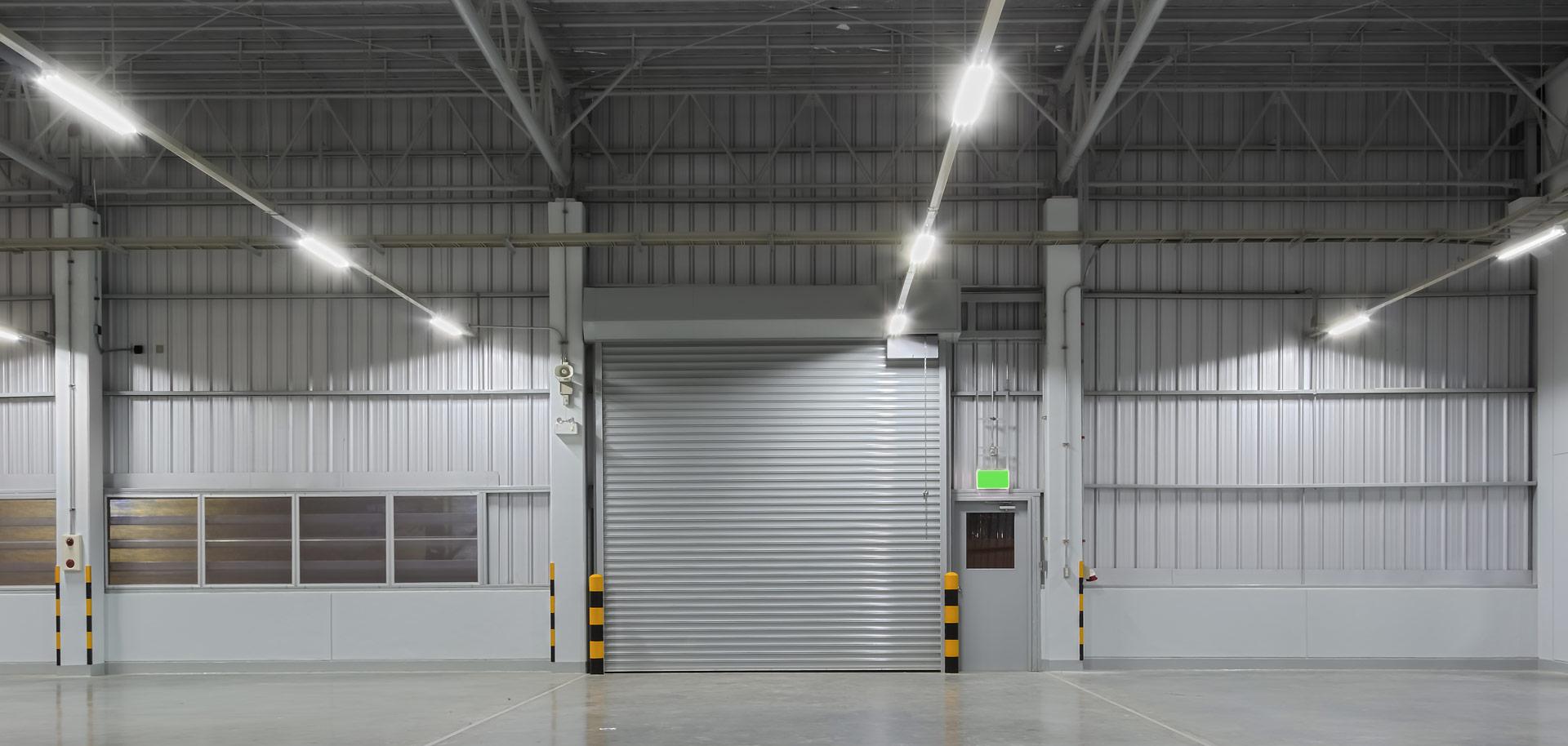 Industrial lighting in toronto