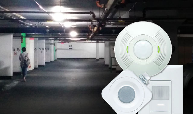 Parking Garage Occupancy Sensor